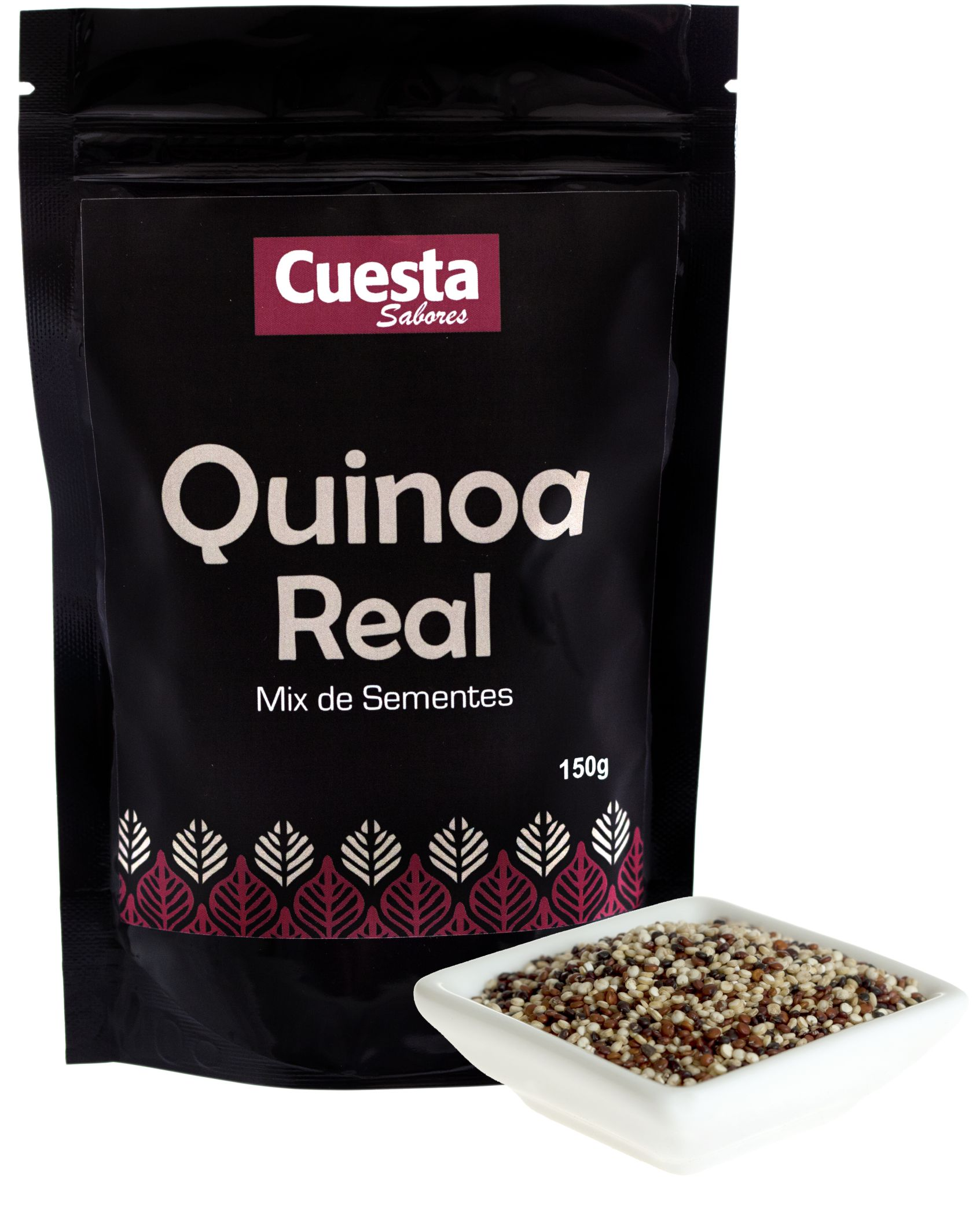 quinoa real mix de grãos