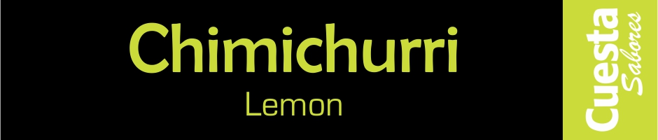 m chimichuri lemon